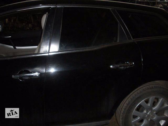 купить бу б/у Двери/багажник и компоненты Стекло двери Легковой Mazda CX-7 Кроссовер 2009 в Луцке