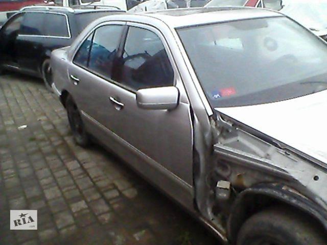 бу б/у Двери/багажник и компоненты Стекло двери Легковой Mercedes-Benz E-Class E300 3.0tdi 1999,  Седан 1999 в Ивано-Франковске