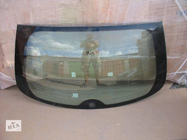 б/у Двери/багажник и компоненты Стекло двери Легковой Nissan Micra Hatchback (5d) 2006- объявление о продаже  в Луцке