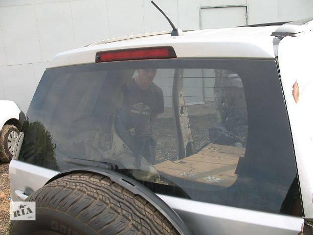 бу б/у Двери/багажник и компоненты Стекло двери Легковой Suzuki Grand Vitara (5d) 2007 в Луцке