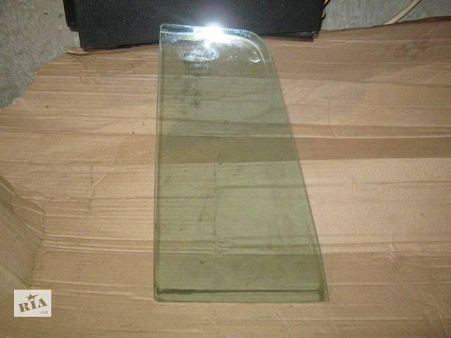 бу Б/у Двери/багажник и компоненты Стекло двери Легковой ЗАЗ Славута 2005 в Житомире