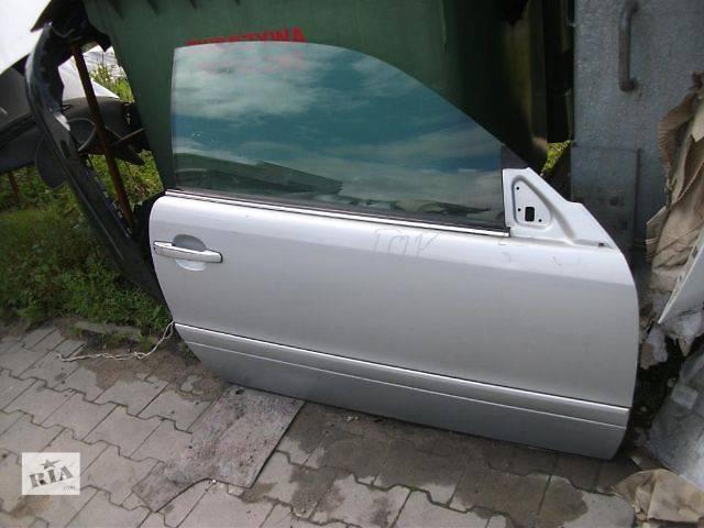 б/у Двери/багажник и компоненты Стеклоподъемник Легковой Mercedes CLK 200 1999- объявление о продаже  в Тернополе