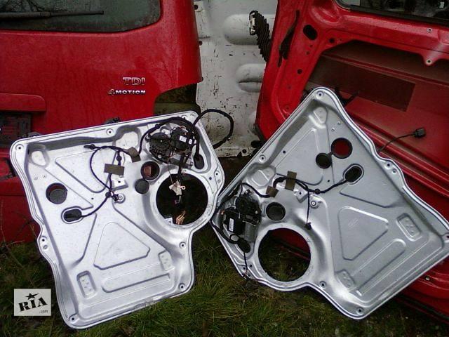 бу б/у Двери/багажник и компоненты Стеклоподъемник Легковой Volkswagen T5 (Transporter) 2008 в Хусте