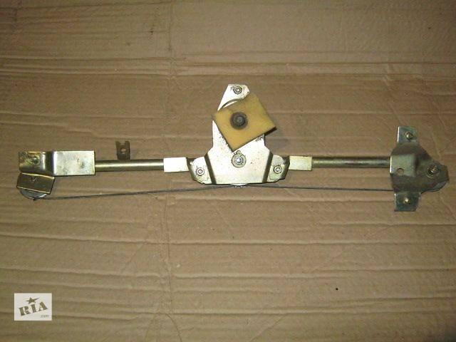 продам Б/у Двери/багажник и компоненты Стеклоподъемник Легковой ЗАЗ Славута 2005 бу в Житомире