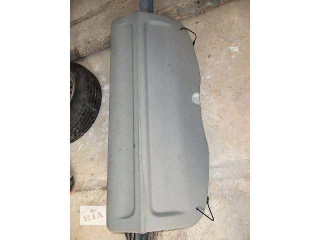 купить бу б/у Двери/багажник и компоненты Задняя полка Легковой Renault Scenic 2005 в Ковеле