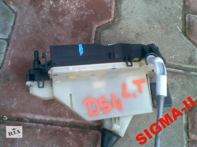 б/у Двери/багажник и компоненты Замок двери Легковой Citroen C4 Хэтчбек 2012- объявление о продаже  в Старом Самборе
