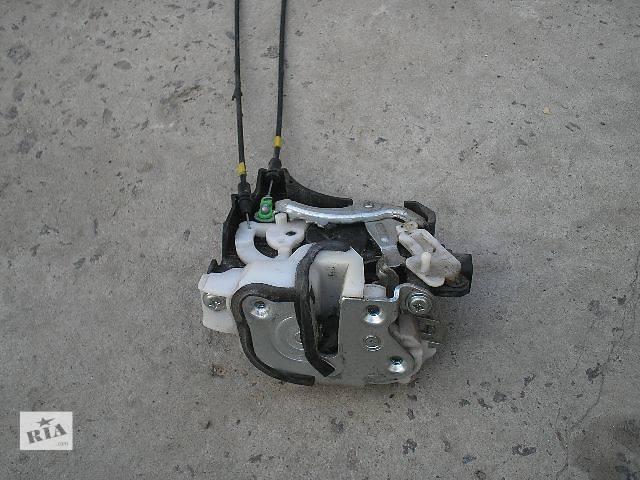 бу б/у Двери/багажник и компоненты Замок двери Легковой Mitsubishi Lancer X Седан 2007 в Ровно