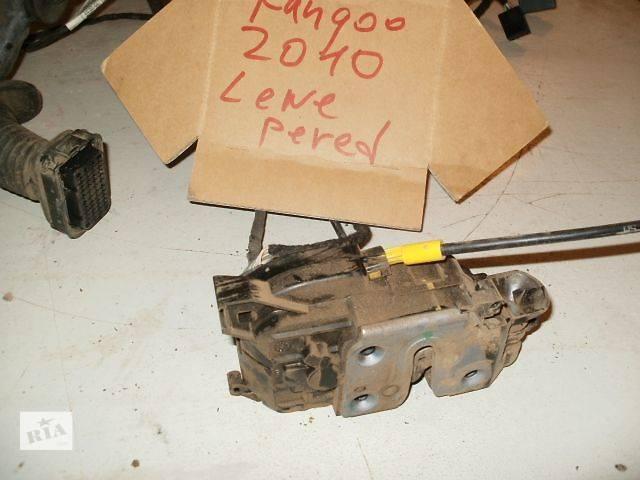 продам б/у Двери/багажник и компоненты Замок двери Легковой Renault Kangoo бу в Львове