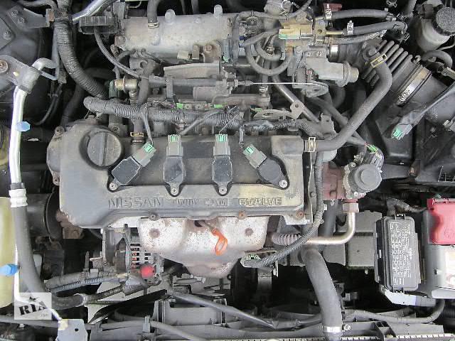 б/у Двигатель 1.8 бензин Nissan Almera  2001- объявление о продаже  в Киеве