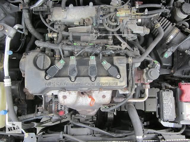 купить бу б/у Двигатель 1.8 бензин Nissan Primera 1999-01 год. в Киеве