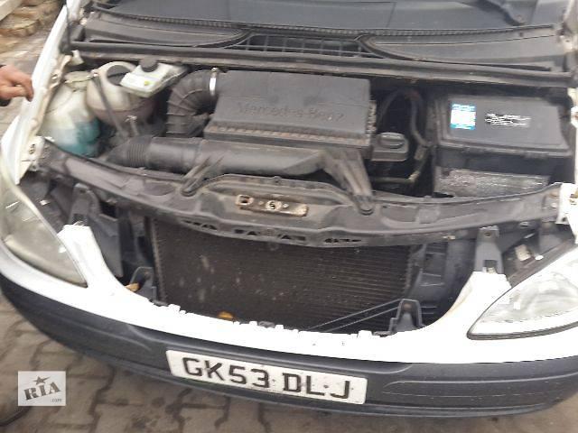 Б/у Двигатель 2.2 CDI Легковой Mercedes Vito груз. 2005- объявление о продаже  в Львове