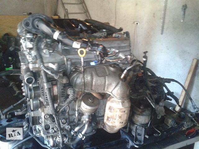 Б/у Двигатель *2GR-FE* LEXUS RX350 3.5i V6 2006~2009 Гарантия Установка Доставка по Киеву и Украине- объявление о продаже  в Киеве