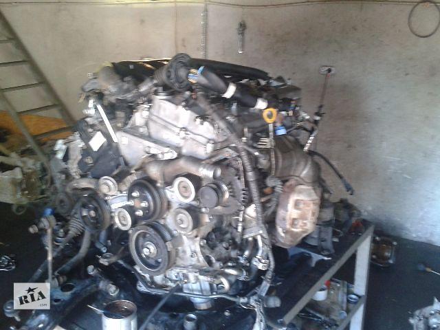 купить бу Б/у Двигатель *2GR-FE* LEXUS RX350 3.5i V6 2009~2015 Гарантия Установка Доставка по Киеву и Украине в Киеве