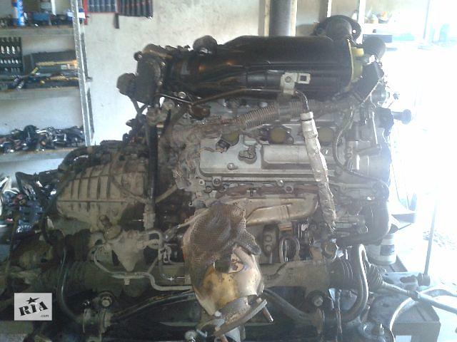 бу Б/у Двигатель *2GR-FE* TOYOTA Highlander 3.5i V6 2008~2015 Гарантия Установка Доставка по Киеву и Украине в Киеве