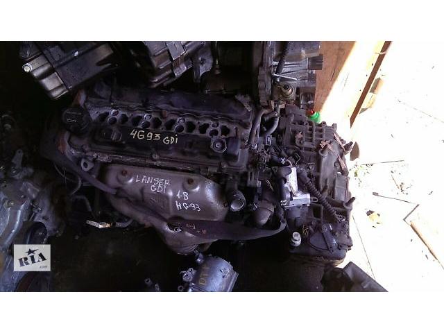 Б/у Двигатель *4G93* MITSUBISHI Carisma 1.8 GDI 1994~2004 Гарантия Установка Доставка по Киеву и Украине- объявление о продаже  в Киеве