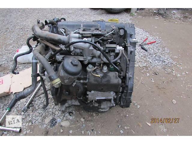 бу б/у  Двигатель Без навесного 1.7TDi ISUZU тип Y17DT 165000км Opel Combo 2005 в Хусте