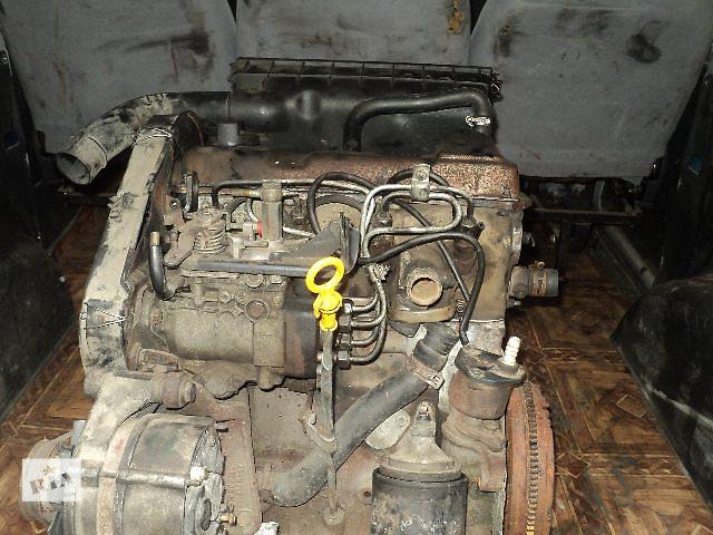 купить бу Б/у двигатель для хэтчбека Volkswagen Golf II 1991 в Тлумаче