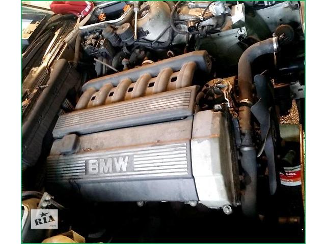 продам Б/у двигатель для легкового авто BMW 520 1992 бу в Тернополе