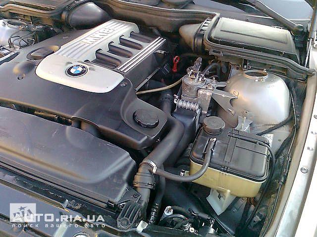 Б/у двигатель для легкового авто BMW 530 2001- объявление о продаже  в Тернополе