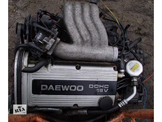 бу Б/у двигатель для легкового авто Daewoo Espero 1998 в Тернополе