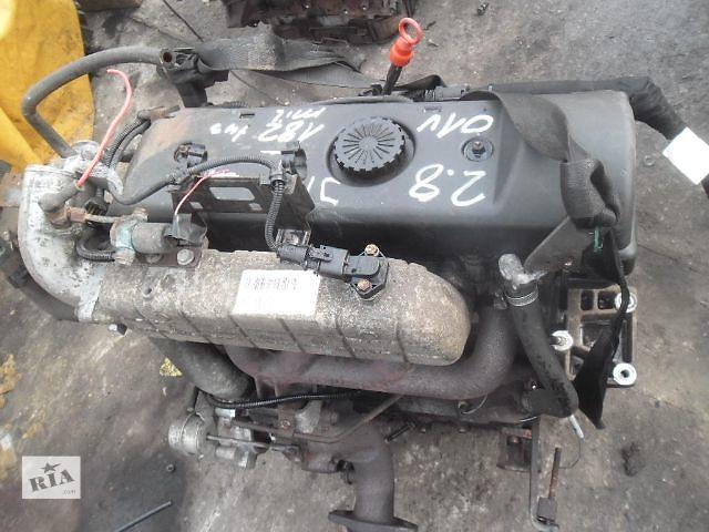 купить бу Б/у двигатель для легкового авто Fiat Ducato 2002 в Тернополе