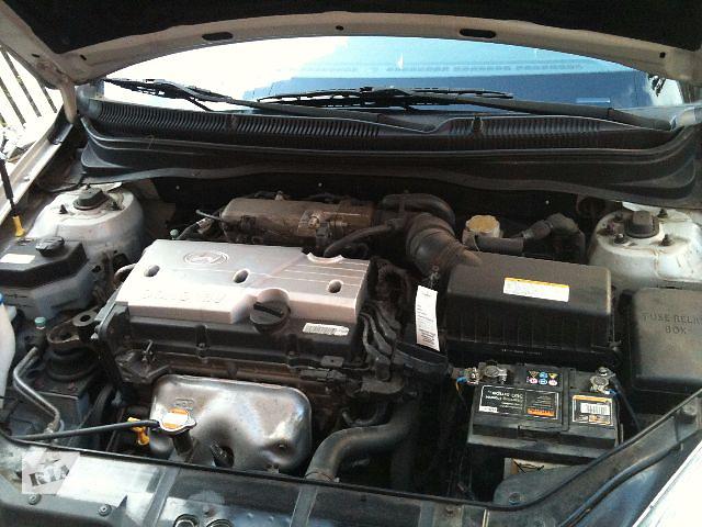 бу Б/у двигатель для легкового авто Hyundai Accent в Дубраве (Житомирской обл.)