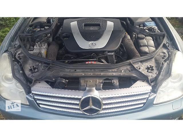 бу Б/у двигатель для легкового авто Mercedes CLS-Class 3.5 OM272 в Львове