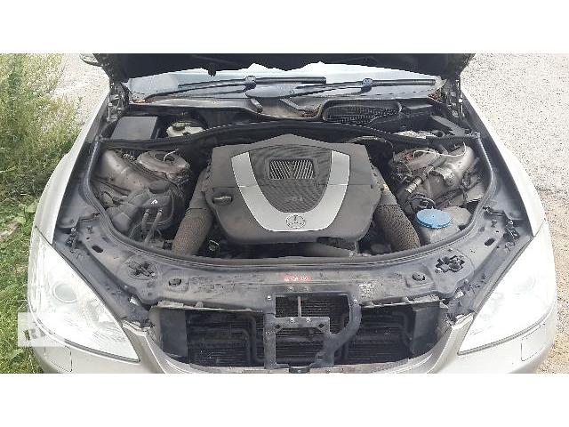 бу Б/у двигатель для легкового авто Mercedes S-Class в Львове