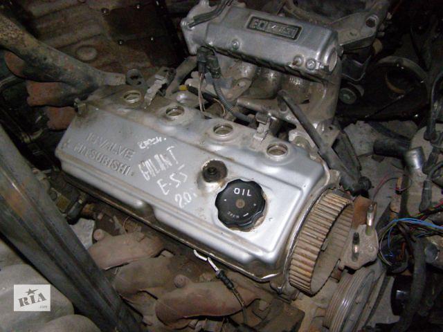 купить бу Б/у двигатель для легкового авто Mitsubishi Galant E55 2.0i в Новой Каховке