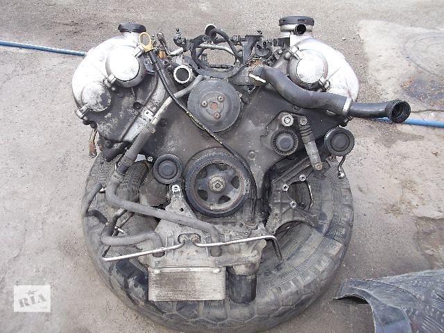 купить бу Б/у двигатель для легкового авто Porsche Cayenne Turbo 2005 в Днепре (Днепропетровске)