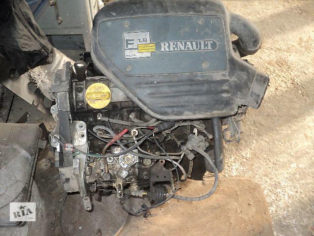 купить бу Б/у двигатель для минивена Renault Kangoo 2000 в Тлумаче