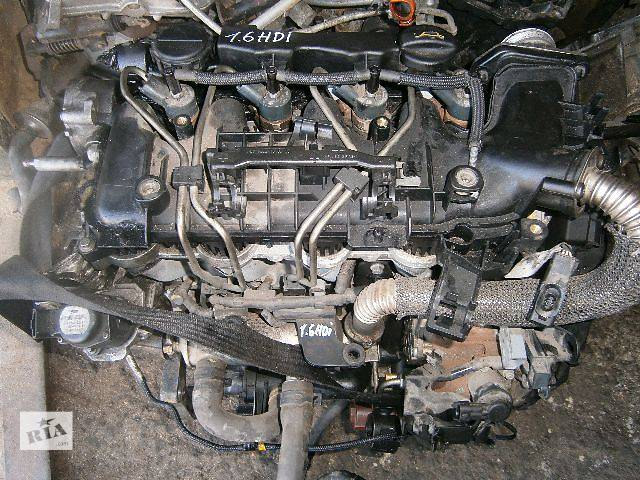б/у  Двигатель для Peugeot, Citroen 1.6hdi- объявление о продаже  в Виннице