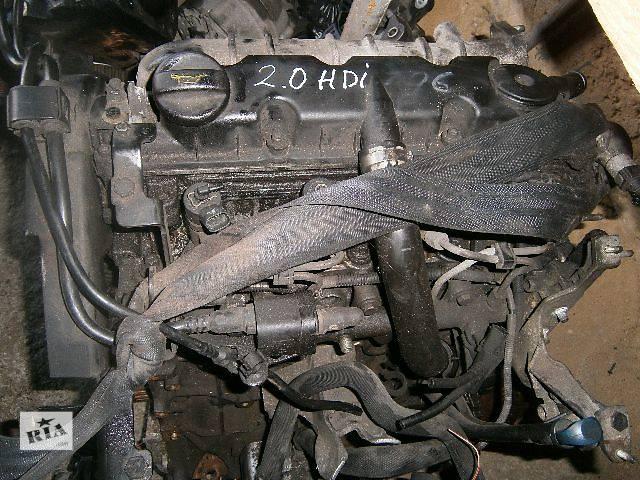 бу б/у  Двигатель Peugeot 2,0 hdi в Виннице