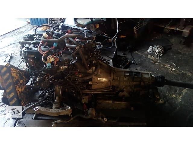 купить бу Б/у двигатель для седана BMW 7 Series (все) 2004 в Киеве