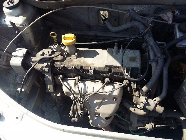 купить бу Б/у двигатель для седана Dacia Logan 2007 в Запорожье