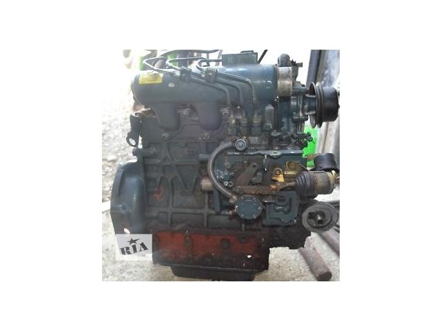 продам Б/у двигатель для спецтехники Kubota D1465 бу в Ивано-Франковске