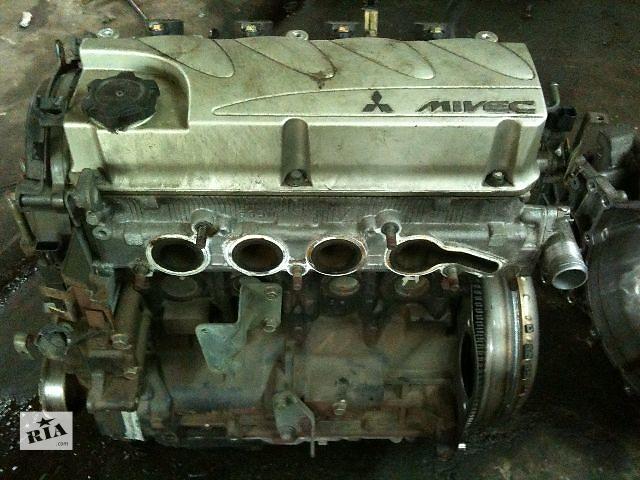 бу Б/у двигатель для универсала Mitsubishi Outlander 2007 в Ровно