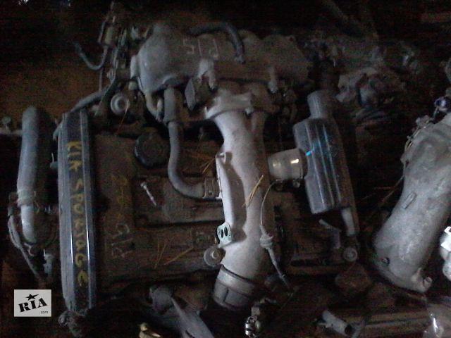 Б/у Двигатель *FE* KIA Sportage I II Grand 2.0i DOHC 16 клап 1994~2003 Гарантия Установка Доставка по Киеву и Украине- объявление о продаже  в Киеве
