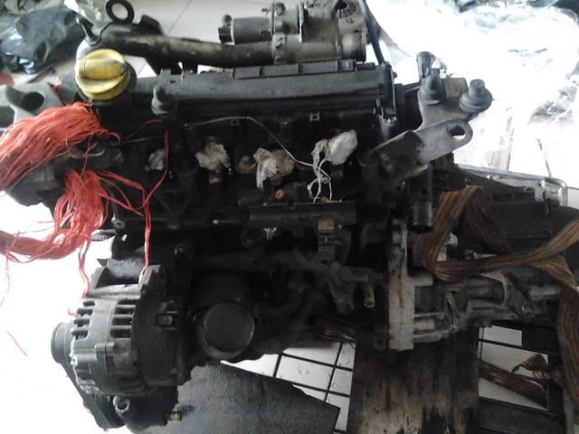 Б/у Двигатель Легковой Renault Kangoo пасс. 2004- объявление о продаже  в Львове