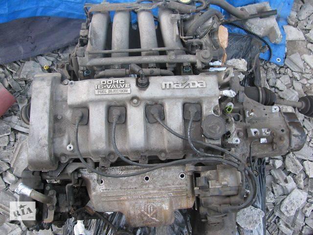 мазда 626 двигатель 2.0 фото