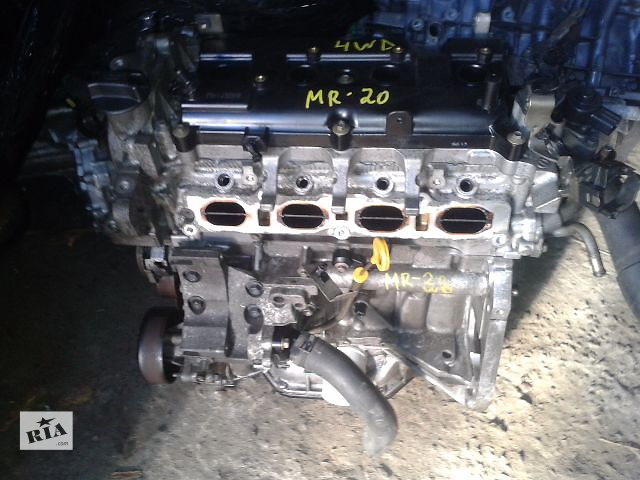 продам Б/у Двигатель *MR20-DE* 4WD NISSAN Qashqai J10 2.0i 2007~2013 Гарантия Установка Доставка по Киеву и Украине бу в Киеве