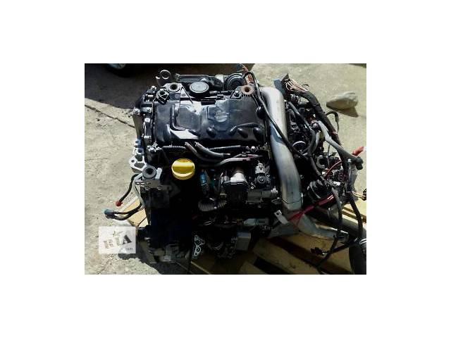 Двигатель dci nissan