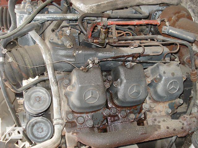 Б/у двигатель OM 501 LA для грузовика Mercedes  1999- объявление о продаже  в Харькове
