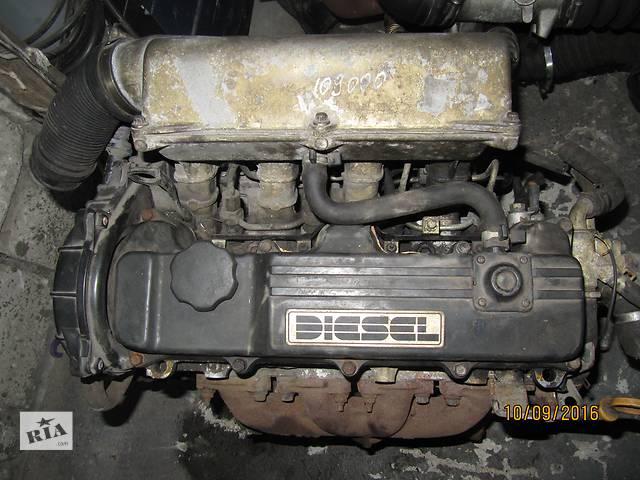 бу Б/у  Двигатель опель  Opel Astra F, Corsa B, Combo  1.7d в Чемеровцах