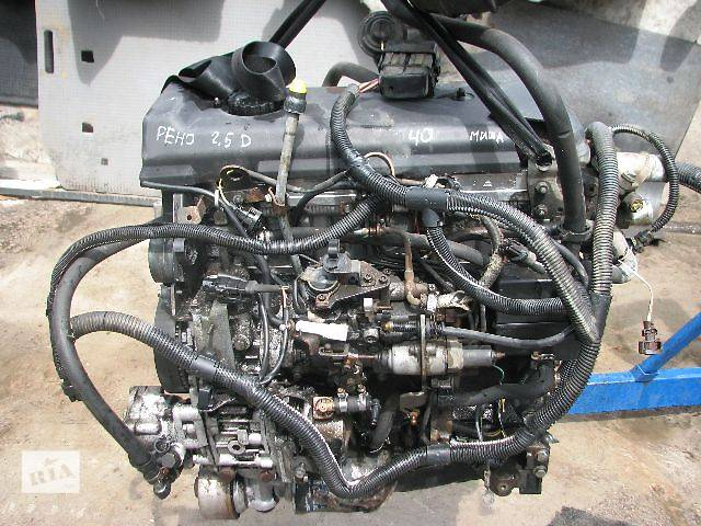 продам б/у Двигатель Renault