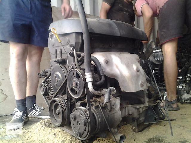 продам Б/у Двигатель *S5D* KIA Rio 1.5i DOHC 16 клап. 1999~2005 Гарантия Установка Доставка по Киеву и Украине бу в Киеве
