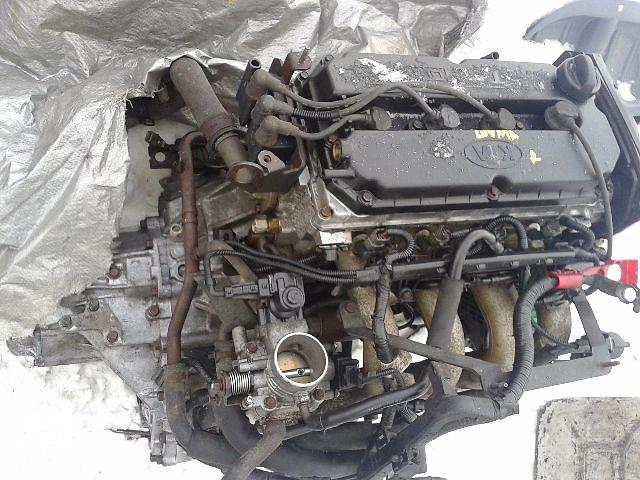 Б/у Двигатель *S6D* KIA Sephia 2 1.6i DOHC 16 клап. 2001~2004 Гарантия Установка Доставка по Киеву и Украине- объявление о продаже  в Киеве