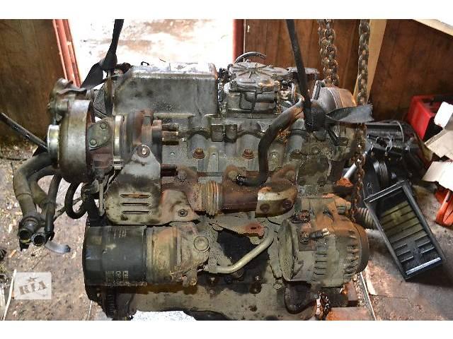 б/у Детали двигателя Двигатель Легковой Toyota Avensis2С-ТЕ    2,0TD- объявление о продаже  в Ковеле