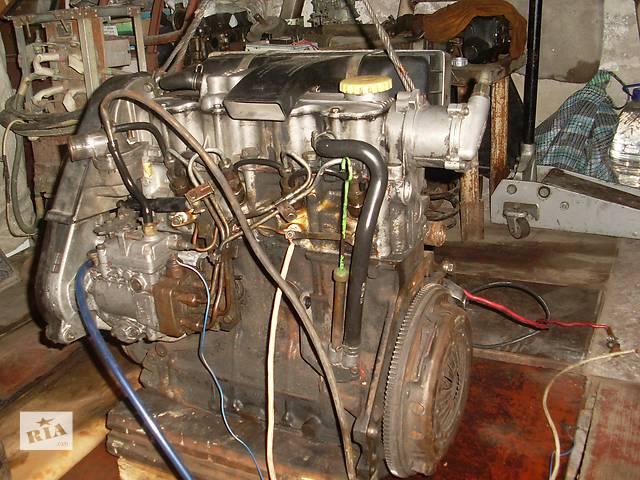 б/у Двигатель в зборе 1.6 D Легковой Opel Ascona Седан 1986- объявление о продаже  в Хмельницком