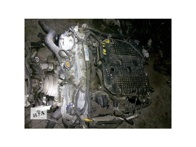 Б/у Двигатель *VQ25-HR* INFINITI M25 2.5i V6 2010~2015 Гарантия Установка Доставка по Киеву и Украине- объявление о продаже  в Киеве